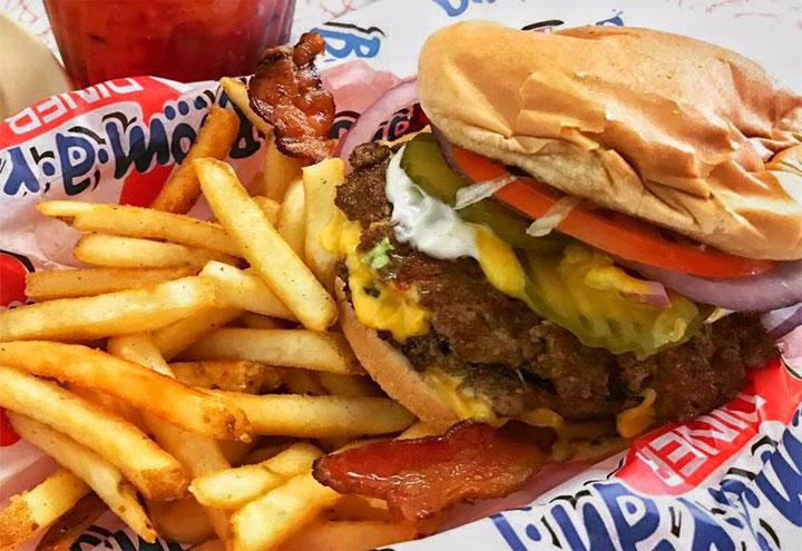 Boomerang Diner - Wagoner in Wagoner, OK at Restaurant.com