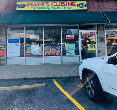 Mami's Cuisine Logo