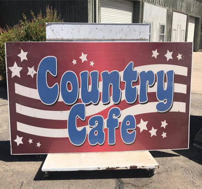 Country Cafe Logo