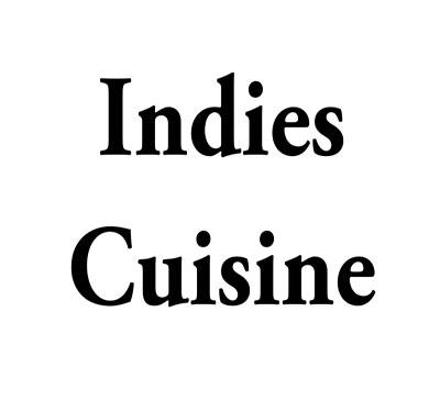 Indies Cuisine Logo