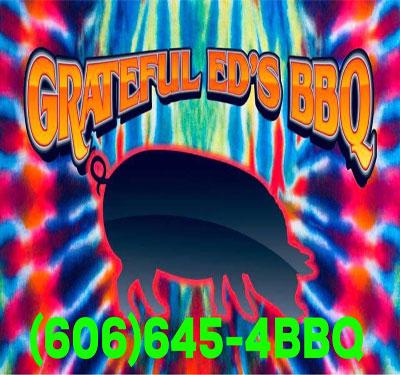 Grateful Ed's BBQ Logo