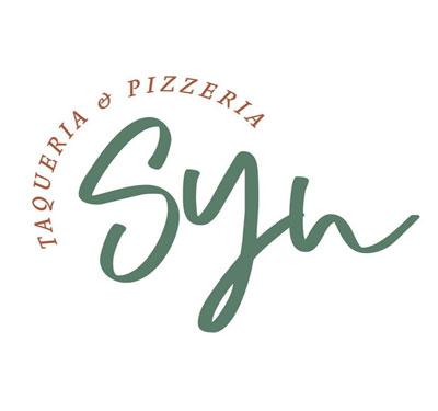 SYN Bar Taqueria & Pizzeria Logo