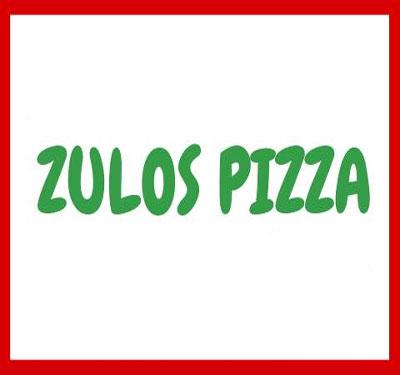 Zulos Pizza Logo