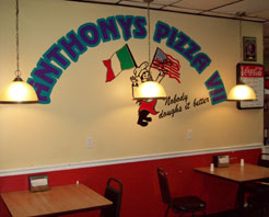 Anthony's Pizza VI in Charles Town, WV at Restaurant.com