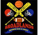 Broadlands Sports Bar and Grill Logo