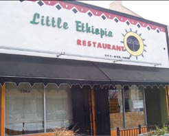 Little Ethiopia Restaurant in Los Angeles, CA at Restaurant.com