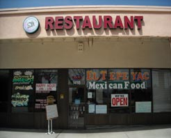 El Tepeyac Mexican Food in Redlands, CA at Restaurant.com