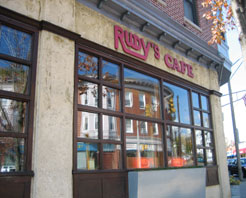 Rudy's Cafe in Somerville, MA at Restaurant.com