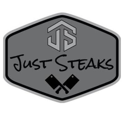 Just Steaks Logo