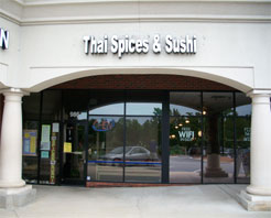 Thai Spices & Sushi in Cary, NC at Restaurant.com