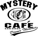 Mystery Cafe Logo