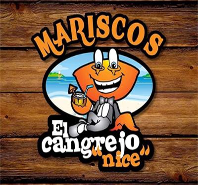 Mariscos El Cangrejo Nice - La Mirada Logo