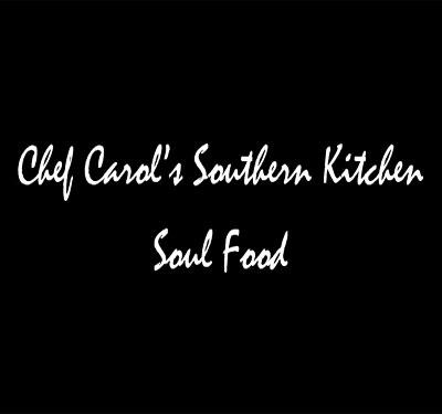 Chef Carol's Southern Kitchen Logo