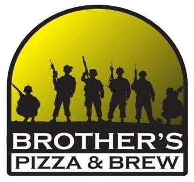Brother's Pizza & Brew Logo