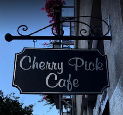 Cherry Pick Cafe Logo