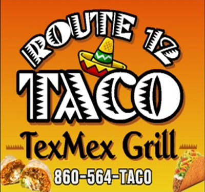 Route 12 Taco Logo