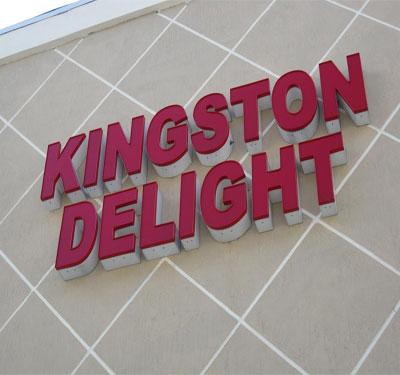 Kingston Delight On the Beach Logo
