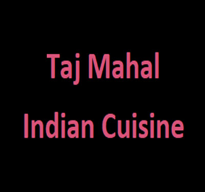 Taj Mahal Indian Cuisine Logo