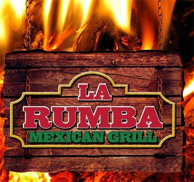 La Rumba in Dequincy Logo