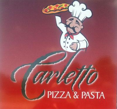Carletto Pizza & Pasta Logo