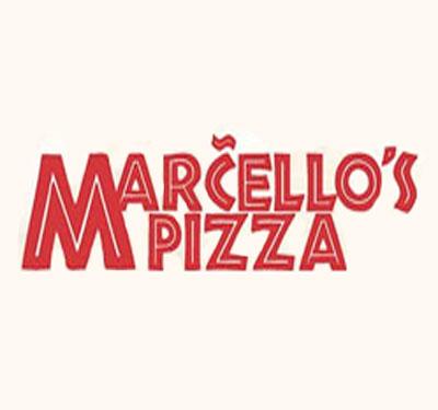 Marcello's Pizza Logo