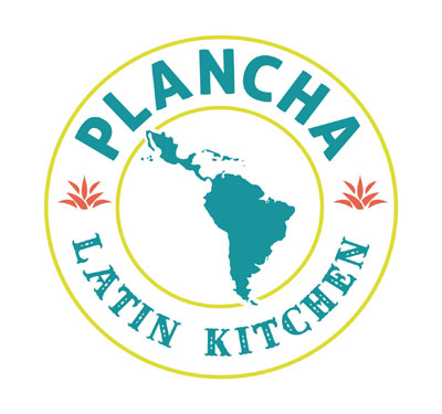 Plancha Latin Kitchen Logo