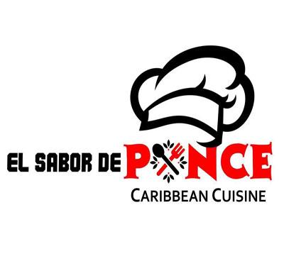 El Sabor de PONCE Logo