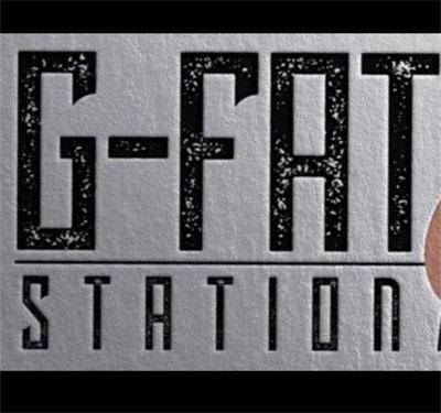 G Fat Station Logo