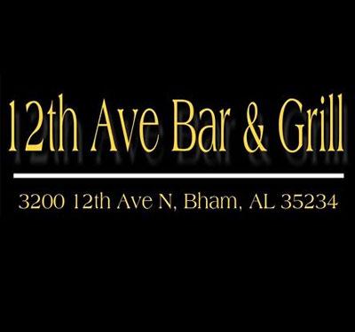 12th Ave Bar & Grill Logo