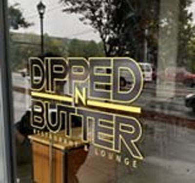 Dipped 'N Butter Atlanta Logo