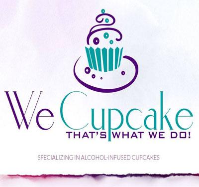 We Cupcake Logo