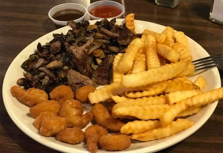 Coe's Steak House in Russell Springs, KY at Restaurant.com