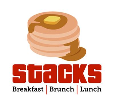 Stacks Breakfast, Brunch, & Lunch Logo