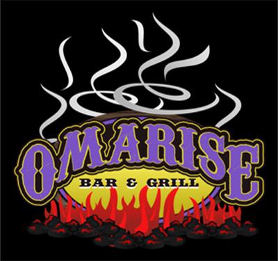 Omarise Bar & Grill Logo