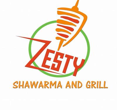 Zesty Shawarma And Grill Logo