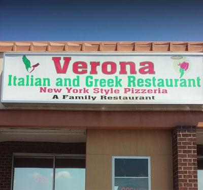 Verona Restaurant Logo