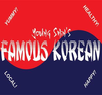 Young Shin's Famous Korean Logo