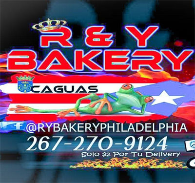 R&Y Bakery and Pastry Logo