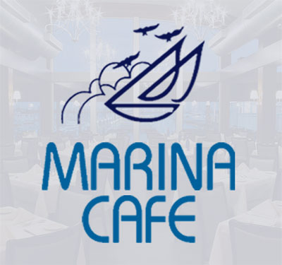 Marina Cafe Logo