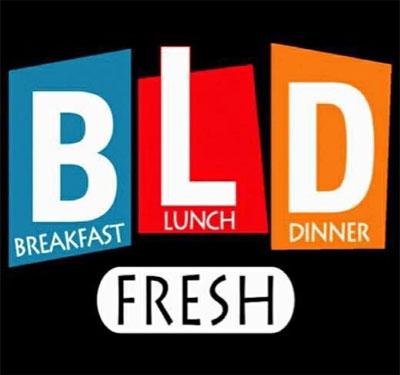 BLD Fresh Logo