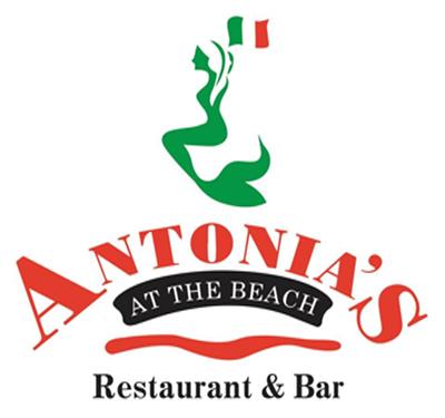 Antonia's at the Beach Logo