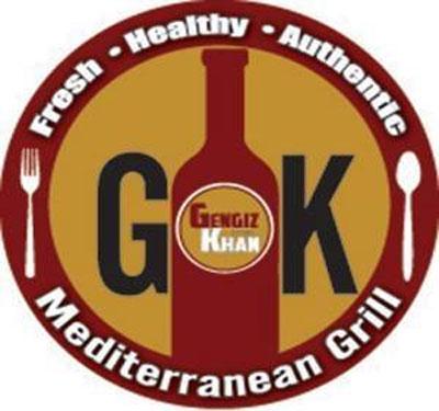 Gengiz Khan Mediterranean Grill Logo