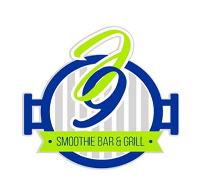 J9 Smoothie Bar & Grill Logo