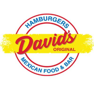 David's Hamburgers Logo