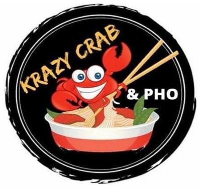 Krazy Crab & Pho Logo