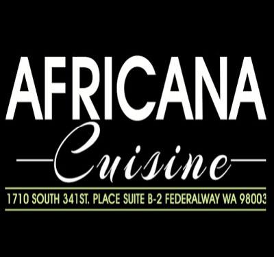 Africana Cuisine Logo