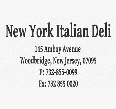 New York Italian Deli Logo