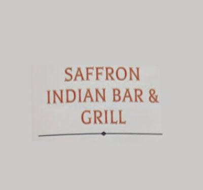 Saffron Indian Bar & Grill Logo