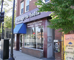 Passage To India in Cambridge, MA at Restaurant.com