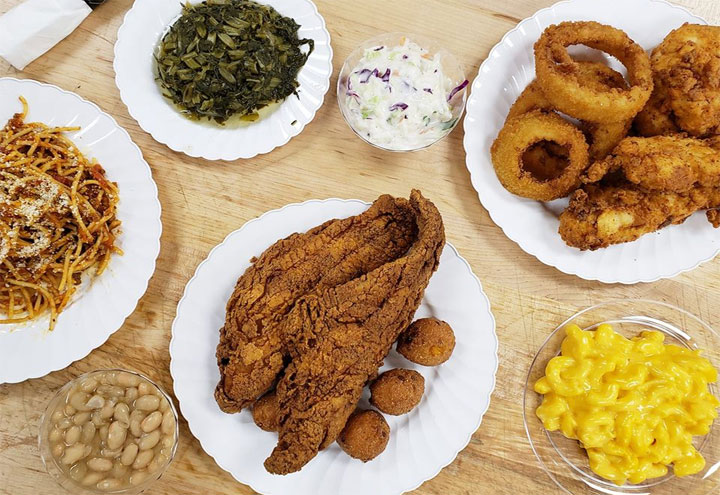 Thomas Meat & Seafood Market & Catering in Collierville, TN at Restaurant.com